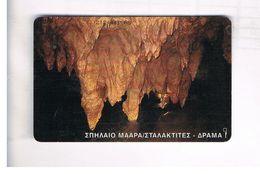 GRECIA (GREECE) -  1997 - CAVES     - USED - RIF.   15 - Greece