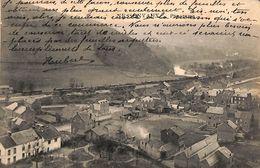 Nessonvaux - Panorama (train, Via Aix-la Chapelle 1915) - Trooz