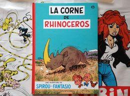 BD Spirou - La Corne De Rhinocéros (2004) - Spirou Et Fantasio