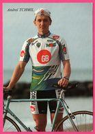 Cycliste - Cyclisme - ANDREÏ TCHMIL- GB - Sponsor - Pub - Ciclismo