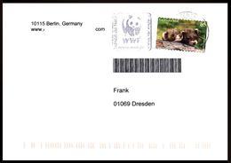 Bund / Germany: 'Tierkinder - Iltis, Mustela Putorius, 2017' / 'Polecats', Mi. 3294 EF - BRD