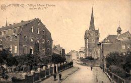 Herve - Collège Marie-Thérèse Datant De 1777 (animée) - Herve