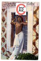 ©8053 TUNISIE  Types D'Orient.-  Photo 722 LEHNERT & LANDROCK. 1 Jeune Fille  Seins Nus. - Afrique Du Nord (Maghreb)
