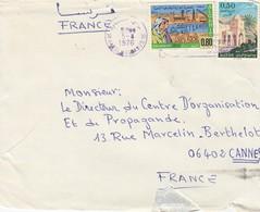 COVER ALGERIE   /  3 - Algeria (1962-...)