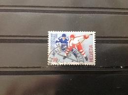 Zwitserland / Suisse - WK IJshockey (90) 1990 - Zwitserland