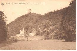 Houyet - CPA - Château D'Ardenne - Tour Du Rocher D'Ardenne - Houyet