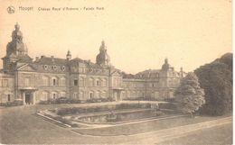 Houyet - CPA - Château D'Ardenne - Façade Nord - Houyet