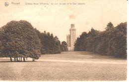 Houyet - CPA - Château D'Ardenne - Un Coin Du Parc Et La Tour Léopold - Houyet