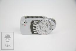 Vintage Leica Meter MC - Metrawatt A.G. Nürnberg - Non Working - Supplies And Equipment