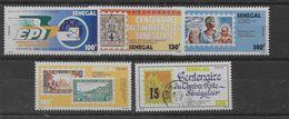 Serie De Senegal Nº Yvert 698/02 (**). - Senegal (1960-...)