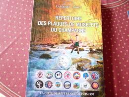 Vente  Du Catalogue Lambert Répertoire Des Plaques De Muselets De Champagne 2018 - Other