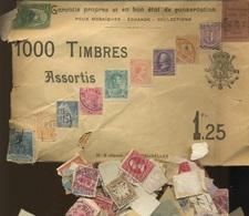 Pochette De 1000 Différents Avant 1900   Pauvre Qualité, Mais Pas Courant - Stamps