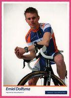 Cycliste - Cyclisme - EMIEL DOLFSMA - Rabobank - Sponsor - Pub - Ciclismo