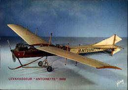 AVIATION - Aviation Militaire - Monoplan Antoinette - Avions