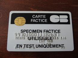 Factice Cb - France