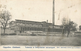 Cappellen - Tuileries Et Briquetteries Mécaniques - 1905 - Glabbeek-Zuurbemde