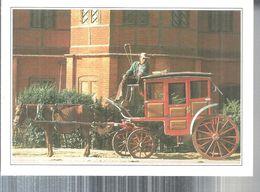 VETTURA DI PIAZZA -MAYMYO-BIRMANIA-N.4790 - Taxi & Carrozzelle