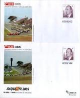 Sobres Entero Postales    Nº  98 / 99  ( Nuevos ) - Enteros Postales