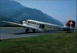 AVIATION - Junkers - Ju-Air - Avions