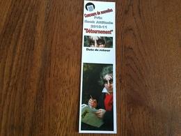 Marque Page Concours De Nouvelles - Bookmarks