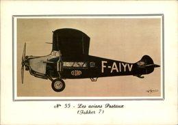 AVIATION - Fokker 7 - Avions