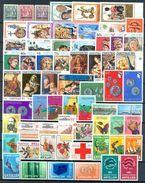 ISLAS DEL CARIBE , EXCELENTE LOTE DE SELLOS EN NUEVO - Stamps