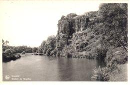 Stavelot - CPA - Rocher De Warche - Stavelot