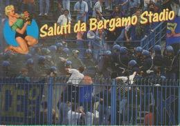 BERGAMO. STADIO. SPORT. CALCIO. CAMPO SPORTIVO. - Football