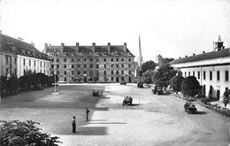 ¤¤  -  AUXONNE   -  Caserne Bonaparte  -  Jeep  -  ¤¤ - Auxonne