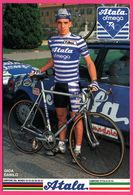 Cycliste - Cyclisme - GIOA DANILO - Atala Ofmega - Sponsors - Pub - Ciclismo