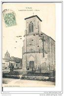 LABASTIDE D ANJOU L'EGLISE - France