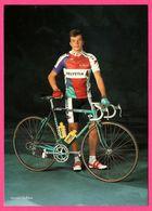 Cycliste - Cyclisme - LAURENT DUFAUX - Helvetia - Sponsors - Pub - Ciclismo