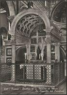 La Cappella Del Crocifisso, Basilica Di San Miniato Al Monte, Firenze, C.1950s - Mugnaini & Tognoli Foto Cartolina - Firenze (Florence)