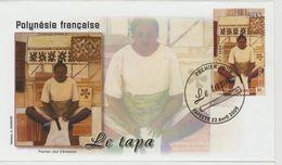 Polynésie Française 2005 Artisanat 743 - FDC