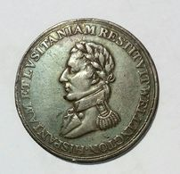 CANADA - WELLINGTON (Peninsular WAR) - HALF Penny Token ( 1812 ) / Copper - Monétaires / De Nécessité