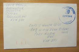 Canadian UN Contingent In Somalia - ONUSOM / UNOSOM - CFPO 40 - Postal History