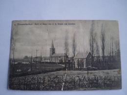 Nieuwerkerken // Kerk En Kapel Van OLV Van Lourdes // Kaart Sleets En Papierresten Adreszijde // 19?? Zeldzaam - Nieuwerkerken