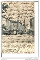LIMOUX PORTE ET RUE DE LA TRINITE CPA 1903 BON ETAT - Limoux