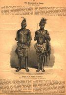 Ein Hexenprozeß In Loango / Artikel, Entnommen Aus Zeitschrift / 1913 - Livres, BD, Revues