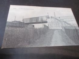 Aalst, Le Pont Du Chemin De Fer, Edit Lagaert - Aalst