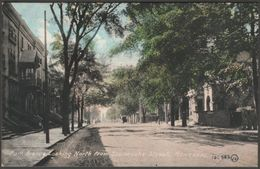 Park Avenue From Sherbrooke Street, Montreal, C.1905-10 - Valentine's Postcard - Montreal