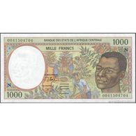 TWN - EQUATORIAL GUINEA (C.A.S.) 502Nh - 1000 1.000 Francs 2000 UNC - Guinea Equatoriale