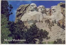 MOUNT RUSHMORE SOUTH DAKOTA NATIONAL MEMORIAL  NICE STAMP STORIA POSTALE - Mount Rushmore