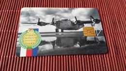 CZECH Phonecard Airplane  New  Rare - Czech Republic