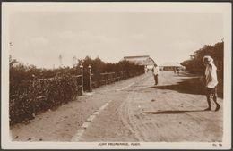 Jopp Promenade, Aden, C.1920s - Lehem RP Postcard - Yemen