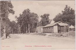02 Folembray L'eglise Provisoire A Droite - France