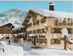 ALLEMAGNE  1980CARTE POSTALE DE OBERSTAUFEN - Oberstaufen