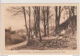 Vanclans -  La Grotte De N-D De Lourdes à L'Entrée Du Village - France
