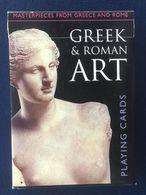 Greek & Roman Art Playing Cards, Piatnik, Austria, New, Sealed - Playing Cards (classic)