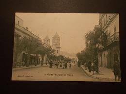 Carte Postale - TUNISIE - SFAX - Boulevard De France (2035) - Tunesien